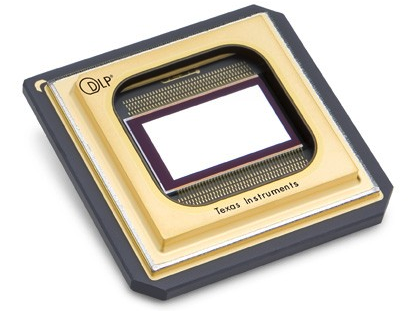 Digital Micromirror Device (DMD) from Texas Instruments